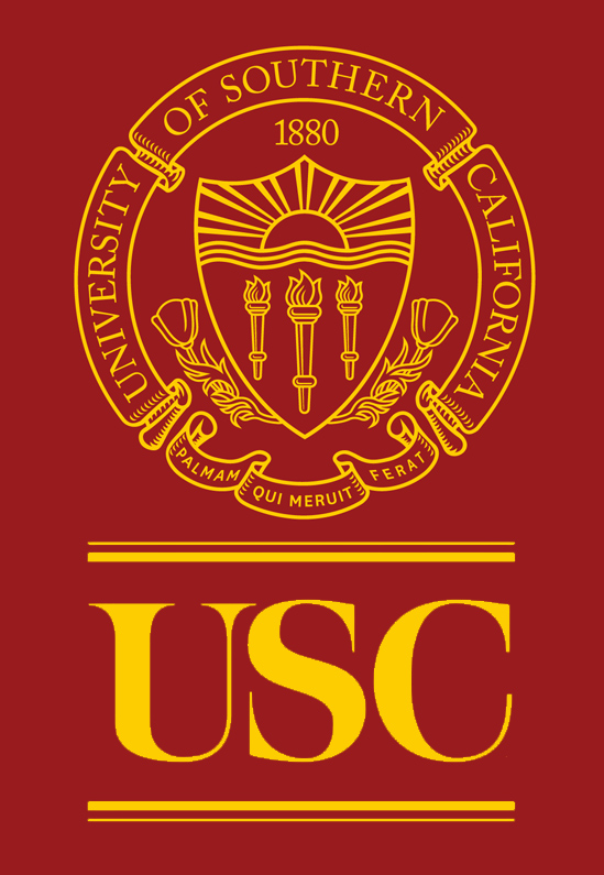 USC  - University Of Southern California Logo