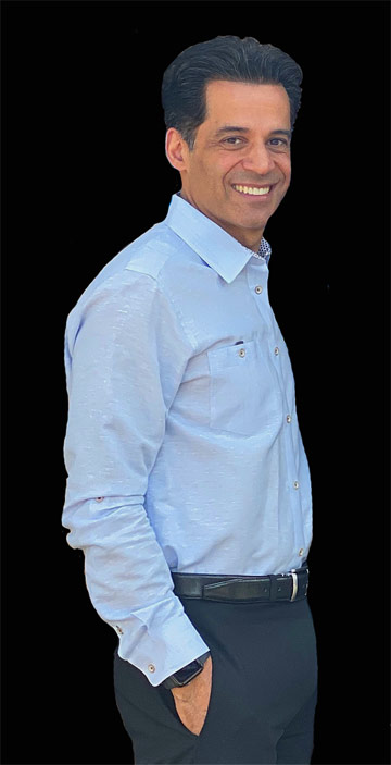 Dentist Dr. Heidari San Jose